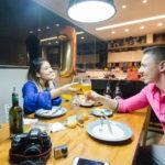 Nosso aniversário de Namoro: Um jantar surpresa para a Lu